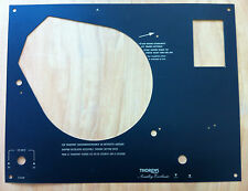 Rare New Old Stock Thorens Analog Exclusiv Face Plate