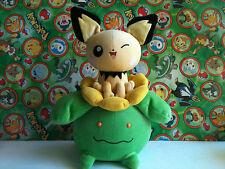 "Pokemon Plush Pichu Skiploom DX Friends Big 13"" Banpresto UFO doll figure Toy"