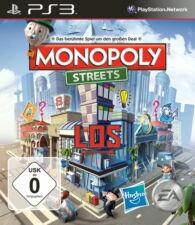 Ps3 Monopoly Streets-con Classic & World Edition-Completo-fino a 4 giocatori