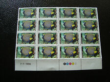 NOUVELLE-CALEDONIE - timbre - yt n° 512 x16 (majorite n**) (Z2) stamp