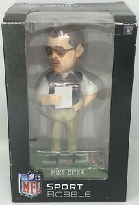 Limited Edition Forever Collectibles Bobblehead Mike Ditka Chicago Bears Coach