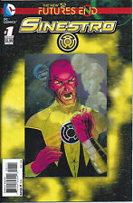Sinestro: Futures End (The New 52) #1 (Nov. 2014) NM Modern Age DC Comic ID#2578