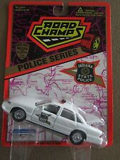 """Road Champs """"Indiana State Police"""" 1:43 scale"""