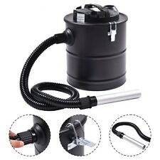 5.3 Gallon 1000W Ash Vacuum Cleaner Home Help Cleaning Chores Flexible Pipe BBQ