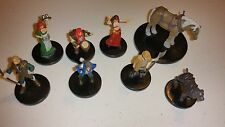 Pathfinder Battles Rusty Dragon Inn 8 Mini Farmer Aristocrat Dancing Serving