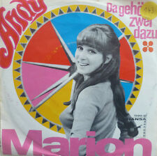 "7"" 1968 KULT & RARE IN VG+ ! MARION : Andy"