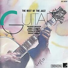 THE BEST OF JAZZ GUITARS / CD - TOP-ZUSTAND