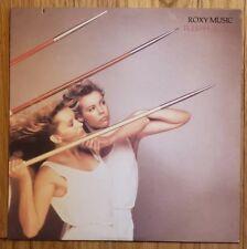 ROXY MUSIC - FLESH +BLOOD LP VINYL NM- 1980 ATCO ORIG SD 32-102 RL MASTERDISK