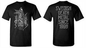 AT THE GATES cd lgo Drink From Night SWEDISH DEATH METAL Official SHIRT 2XL new