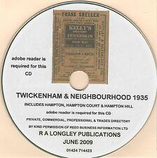 Kelly/'s Directory/'s Kent 1839-1938 Wittersham