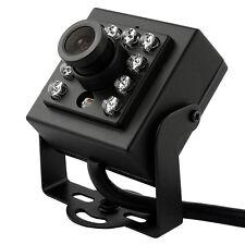 AHD Spy Hidden Mini-box Home Surveillance Camera 2MP 1080p IR LED Night Vision