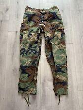 Propper woodland camo pants Hunting / fishing / army / air soft Medium