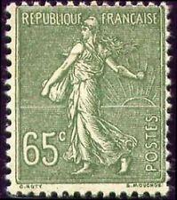France num Yvert 234 ** MNH Semeuse Année 1927