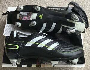 BNIBWT ADIDAS PREDATOR X SG FOOTBALL BOOTS UK 6.5
