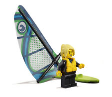 2 black Martian Hypersled Lego 2 surfs  martiens set 7317 3750