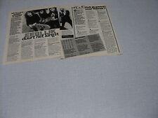 D076 METALLICA '1988 DUTCH CLIPPING
