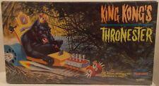 Polar Lights - Reissue Of Aurora King Kong's Thronester Plastic Model Kit (Misb)