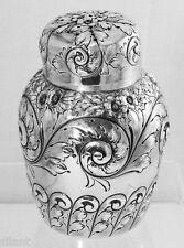 EXQUISITE Gorham Sterling Silver SUGAR SHAKER, C.1892.  No Monogram