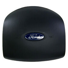 NEW OEM 2000-2019 Ford F-Series Steering Wheel Horn Pad Cover Ring Black
