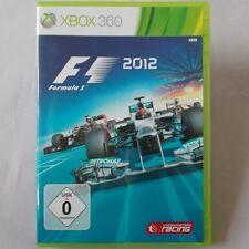 XBOX 360 - Microsoft ► F1 2012 ◄