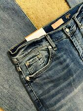 "7 For All Mankind Dojo ""Blair"" denim women jeans size 33"