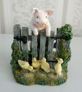 """""""COUNTRYSIDE FRIENDS"""" BY LEONARDO - PERFECT CONDITION"""