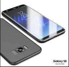 Housse Etui Coque Antichocs Case Cover Basic TPU Galaxy S8