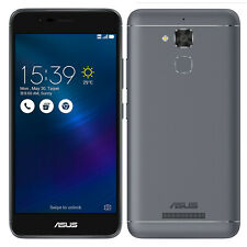 "Asus Zenfone 3 Max 32 Go 5,5"" Smartphone Double SIM X00DD Android RAM 3 Go Gris"