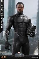 Hottoys 1/6 Scale Black Panther T'Challa Chadwick Boseman Custom Action Figure