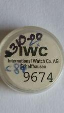 Iwc c. 84 movement Complete Wrist Watch Ballance