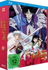 InuYasha - TV Serie - Box 6 - Episoden 139-167 - Blu-Ray - NEU