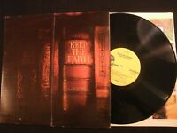 BLACK OAK ARKANSAS - Keep The Faith - 1972 Atco Vinyl 12'' Lp./ Southern Rock