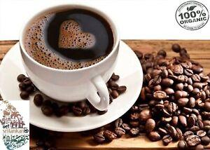 Ceylon Black Natural Herbal Coffee Powder Organic Natural Herbal GroundReal 100g