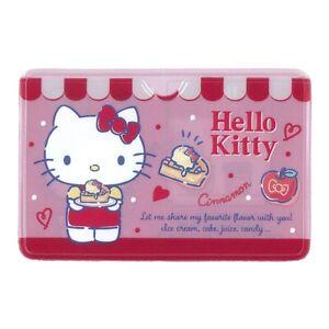 Sanrio Hello Kitty 9.4 x 6.2cm PVC ID Card Holder (9-2524-159)