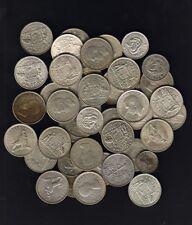 Post 1946-63  -500 fine Silver coins  1/2 Kg (500gr)