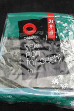 Yaki Nori - Seaweed FOR Sushi Rolls - Obento - Pack of 10 FREE POST