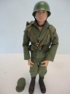 "Vintage 12"" GI JOE 1960s Action Soldier"