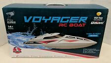 Voyager Remote Control Boat Sealed New 2.4 Ghz Usa Toyz Udi007