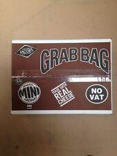 BARBECUE MINI cheddars 50g (caso COMPLETO 30 Pack)