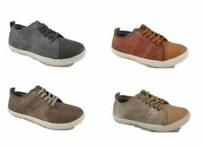 Synthetic Leather Standard Width (B) Solid Shoes for Men