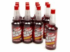 Red Line Two-Stroke Racing Oil (12 Pack) RED-40603