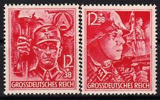 === DR Drittes Reich  Mi. 909-910 **, Kat. 90€ ===