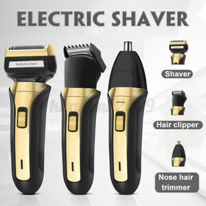 Electric  Razor Hair Trimmers Cutting Machine Cordless Beard Men's