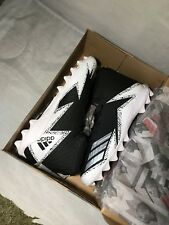 Adidas Mens By3874 Black Football Cleats Size 12.5 (334861) *BRAND NEW*