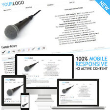 eBay MOBILE RESPONSIVE Listing Auction TEMPLATE Professional Custom (7)