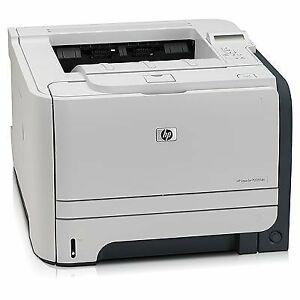 HP Laserjet P2055dn Duplex Network Workgroup Laser Printer 156k Works!