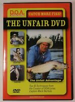 """D.O.A. Catch More Fish! The Unfair (DVD) Like New  """"FREE SHIPPING"""""""
