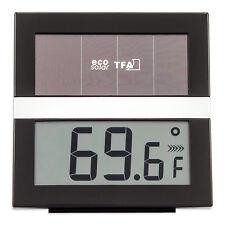30.5017 La Crosse Technology TFA ECO Solar Digital Thermo-Hygrometer