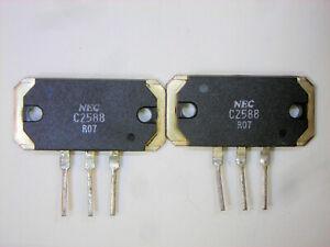 "2SC2588 ""Original"" NEC RF Transistor 1 pc"