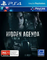 Sony Playstation 4 Hidden Agenda Playlink PS4 Action Adventure Game BRAND NEW